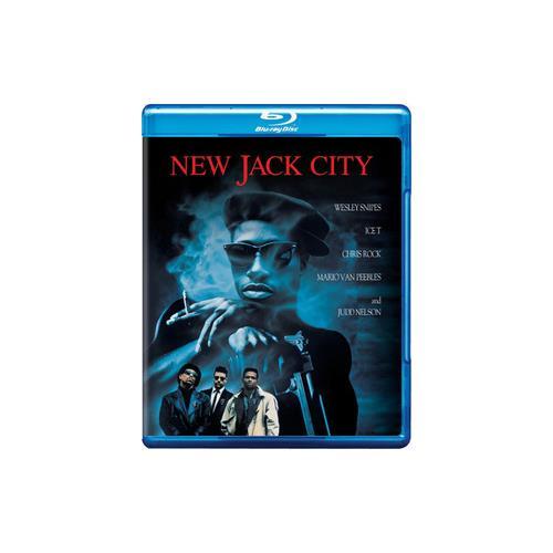 NEW JACK CITY (BLU-RAY) 883929244454