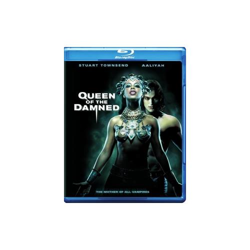 QUEEN OF THE DAMNED (BLU-RAY) 883929245567