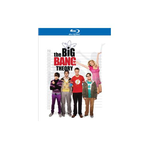 BIG BANG THEORY-COMPLETE 2ND SEASON (BLU-RAY/3 DISC/WS) 883929245604