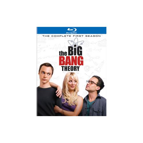 BIG BANG THEORY-COMPLETE 1ST SEASON (BLU-RAY/2 DISC/WS) 883929245611