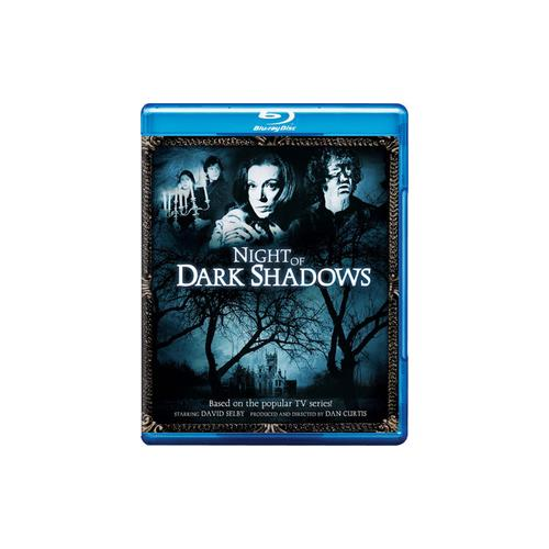 NIGHT OF DARK SHADOWS (BLU-RAY) 883929248452