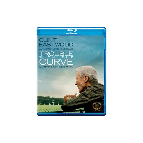 TROUBLE WITH THE CURVE (BLU-RAY/DVD/WS/SP-FR-PORT-ENG-SDH SUB) 883929249268