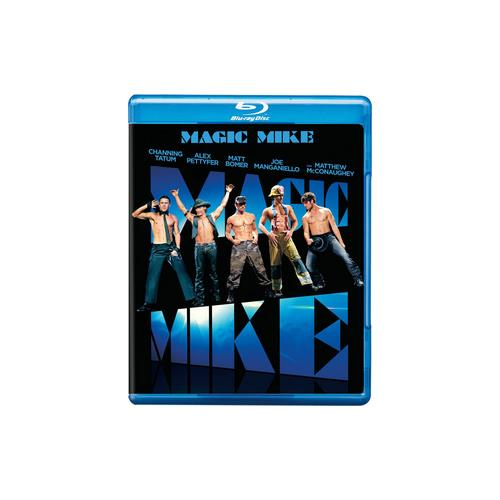MAGIC MIKE (BLU-RAY/DVD/UVDC) 883929249275