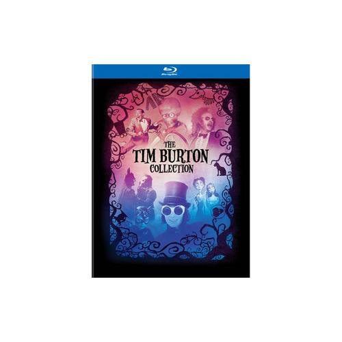 TIM BURTON COLLECTION (BLU-RAY/7 DISC) 883929251599
