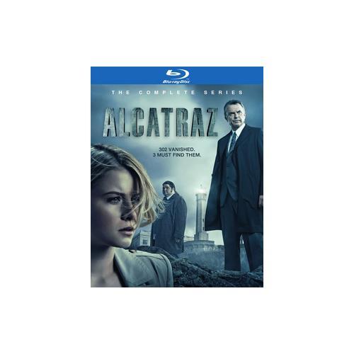 ALCATRAZ-COMPLETE SERIES (BLU-RAY/2 DISC/WS-16X9) 883929251629