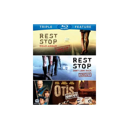OTIS (UNCUT)/REST STOP (UNCUT)/REST STOP-DONT LOOK BACK (BLU-RAY/TFE) 883929251780