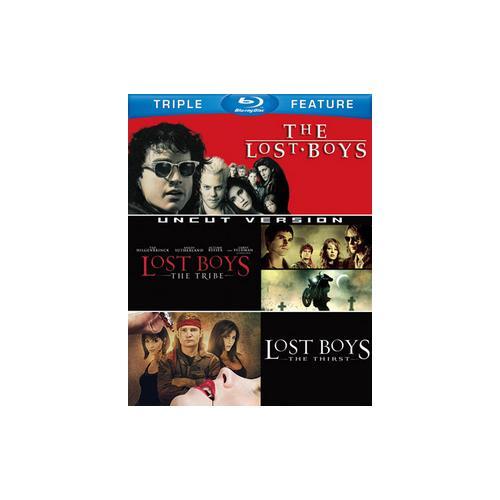 LOST BOYS/LOST BOYS-TRIBE/LOST BOYS-THIRST (BLU-RAY/TFE) 883929251711