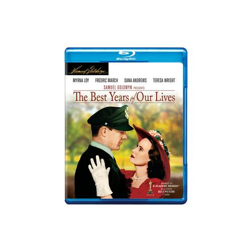 BEST YEARS OF OUR LIVES (BLU-RAY) 883929256914