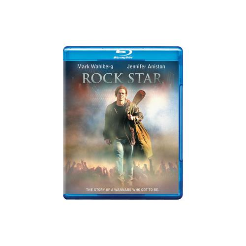 ROCK STAR (BLU-RAY) 883929259724