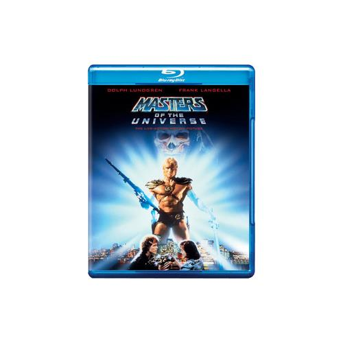MASTERS OF THE UNIVERSE-25TH ANNIVERSARY (BLU-RAY) 883929260065