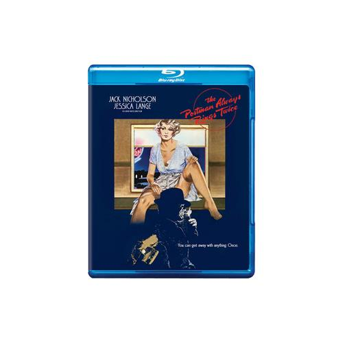 POSTMAN ALWAYS RINGS TWICE (BLU-RAY/1981) 883929261734