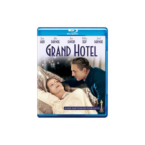 GRAND HOTEL (BLU-RAY) 883929265091