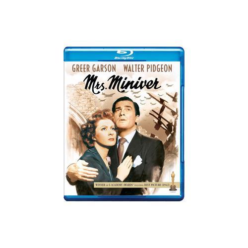 MRS MINIVER (BLU-RAY) 883929264032