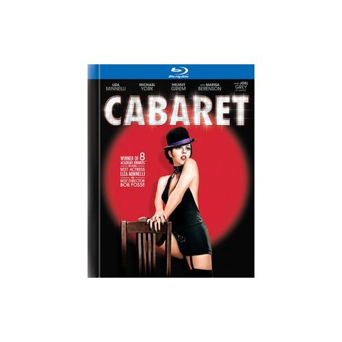 CABARET (BLU-RAY BOOK) 883929266036