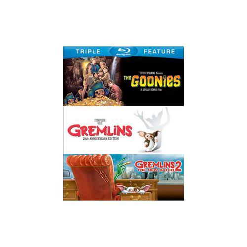 GOONIES/GREMLINS/GREMLINS 2-NEW BATCH (BLU-RAY/TFE/3 DISC) 883929268955