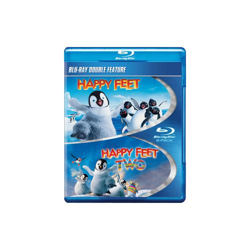 HAPPY FEET/HAPPY FEET 2 (BLU-RAY/DBFE) 883929279944