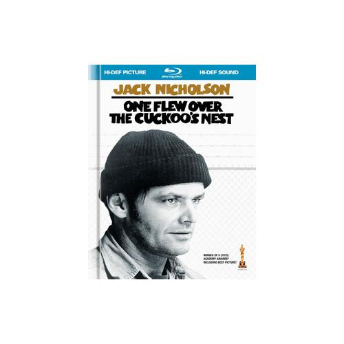 ONE FLEW OVER THE CUCKOOS NEST (BLU-RAY/SPECIAL ED/DIGIBOOK/WS-1.85) 883929004171