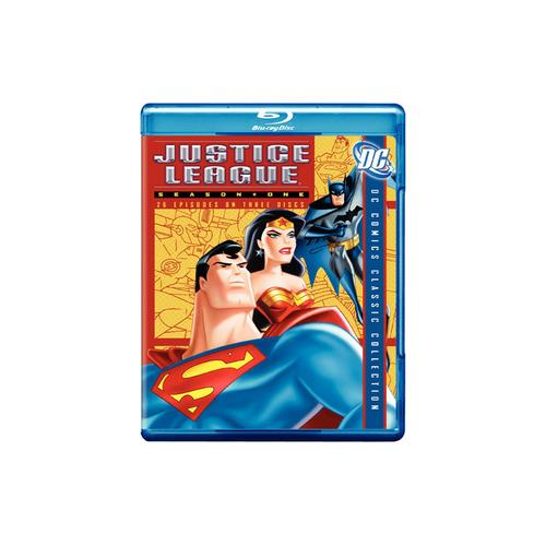 JUSTICE LEAGUE OF AMERICA-SEASON 1 (BLU-RAY/3 DISC) 883929012183