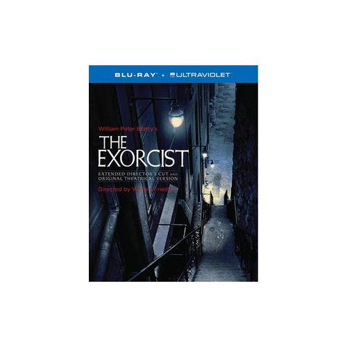EXORCIST-40TH ANNIVERSARY (BLU-RAY/UV/EXT DIRECTORS CUT/2 DISC) 883929318407