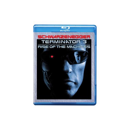 TERMINATOR 3-RISE OF THE MACHINES (BLU-RAY) 883929016938