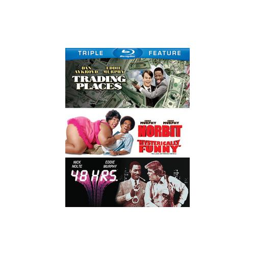 EDDIE MURPHY (BLU-RAY/TFE/TRADING PLACES/NORBIT/48 HOURS) 883929331376