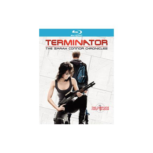 TERMINATOR-SARAH CONNOR CHRONICLES-1ST SEASON (BLU-RAY/3 DISC/WS/ENG-SUB) 883929025176