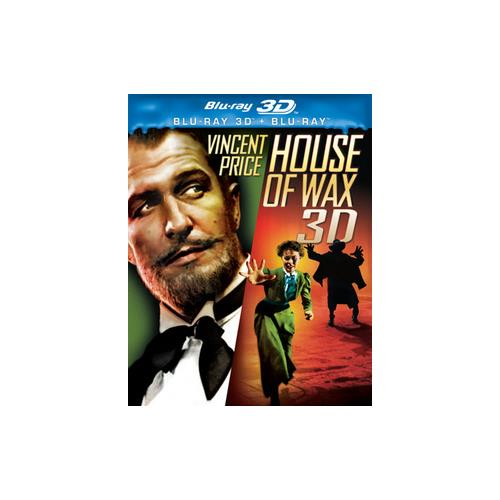 HOUSE OF WAX (2005/HD/3D/BLU-RAY) (3-D) 883929350964