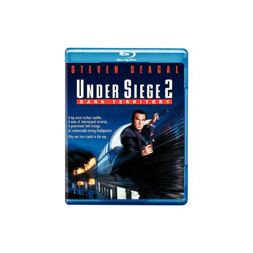 UNDER SIEGE 2-DARK TERRITORY (BLU-RAY) 883929033546