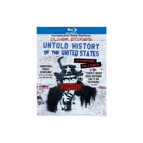 UNTOLD HISTORY OF THE UNITED STATES (BLU-RAY) 883929358090