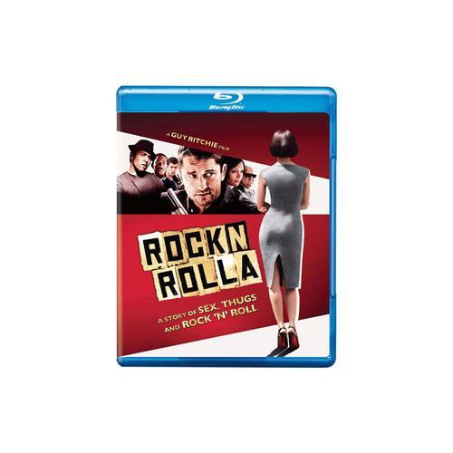 ROCKNROLLA (BLU-RAY/DC/WS-16:9) 883929037193