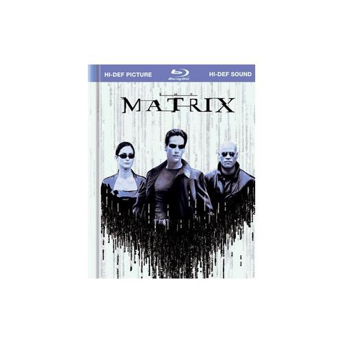 MATRIX (BLU-RAY/DC/10TH ANNIVERSARY/WS/47 PAGE BOOK) 883929039159