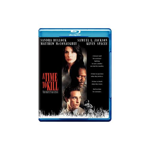 TIME TO KILL (BLU-RAY/WS-2.35) 883929039258