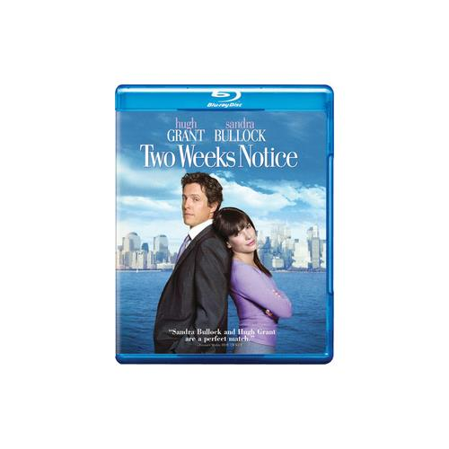 TWO WEEKS NOTICE (BLU-RAY) 883929373666