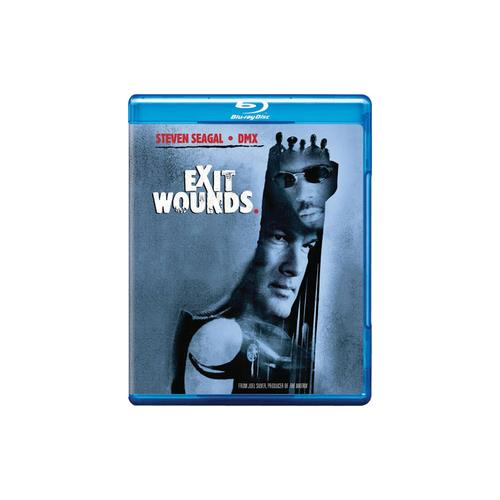 EXIT WOUNDS (BLU-RAY) 883929375103