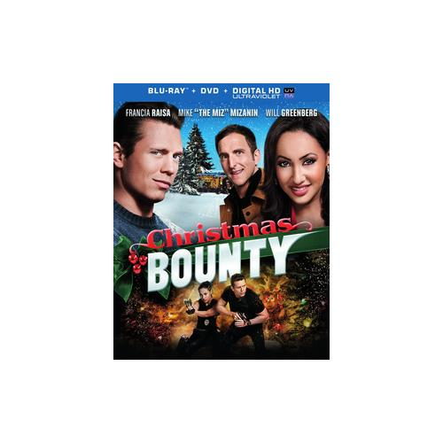 WWE CHRISTMAS BOUNTY (BLU-RAY) 883929377190