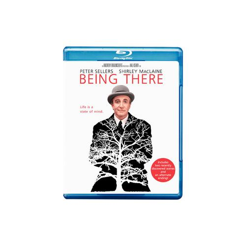 BEING THERE (BLU-RAY/DELUXE DEDITION) 883929043521