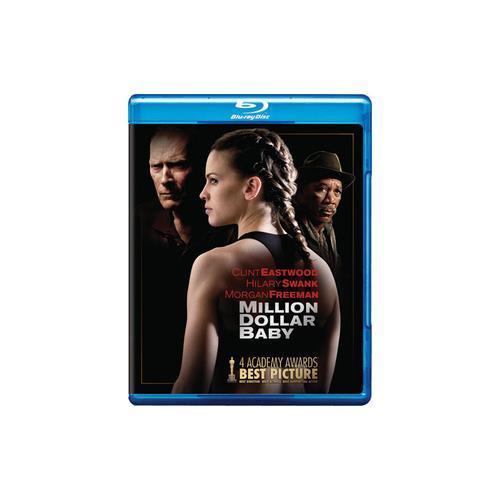 MILLION DOLLAR BABY (BLU-RAY/10TH ANNIVERSARY) 883929387502