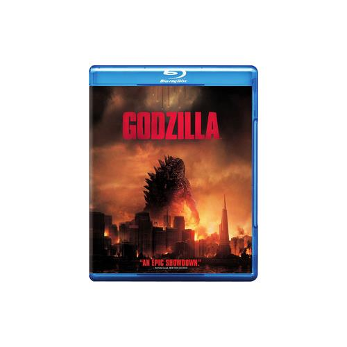 GODZILLA (2014/BLU-RAY/DVD/DIGITAL HD/UV/2 DISC COMBO/WS) 883929388493