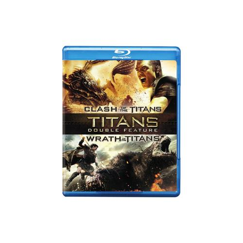 CLASH OF THE TITANS 2010/WRATH OF THE TITANS (BLU-RAY/2 DISC) 883929388820