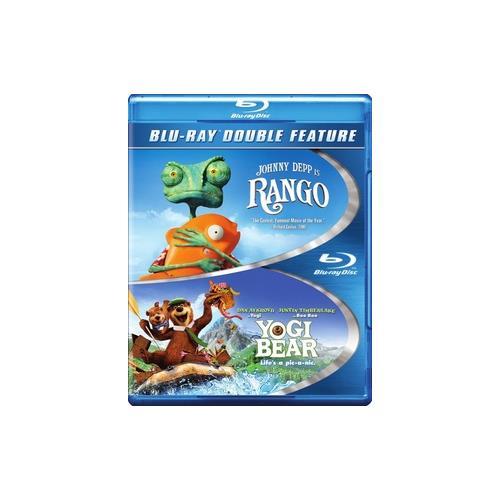 RANGO/YOGI BEAR (BLU-RAY/DBFE) 883929401376