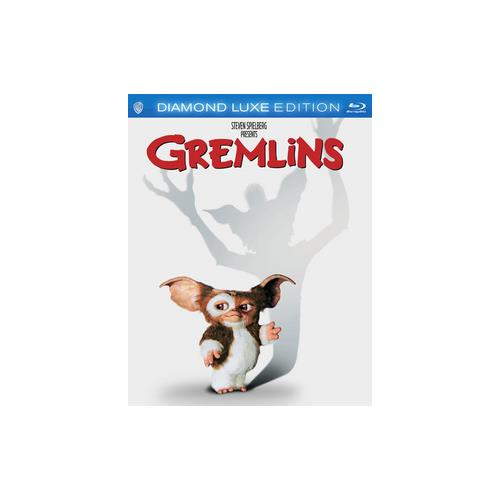 GREMLINS (BLU-RAY/2 DISC/SE/30TH ANNIVERSARY/DIAMOND LUXE CASE) 883929409419