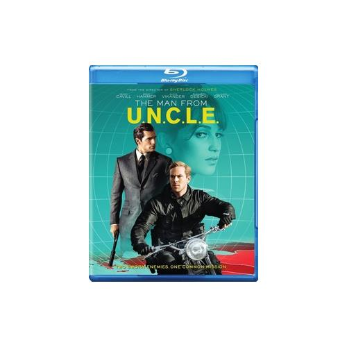MAN FROM U.N.C.L.E. (2015/BLU-RAY/DVD/ULTRAVIOLET/2 DISC) 883929413096