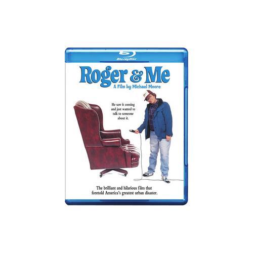ROGER & ME (BLU-RAY) 883929413492