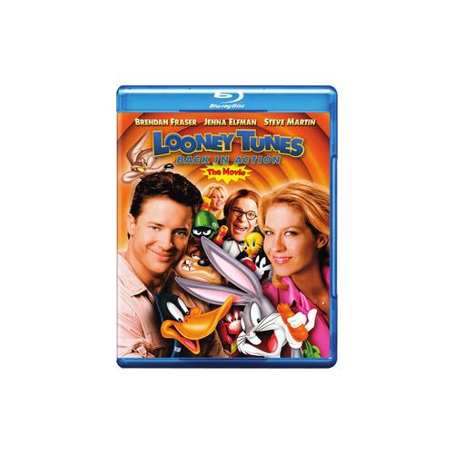 LOONEY TUNES-BACK IN ACTION (BLU-RAY) 883929413935