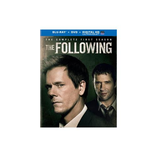 FOLLOWING-COMPLETE 1ST SEASON (BLU-RAY/3 DISC/WS) 883929420360