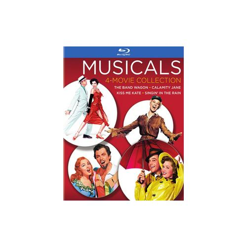 MUSICALS COLLECTION (BLU-RAY) 883929444199