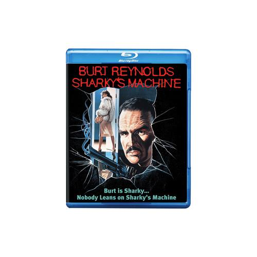 SHARKYS MACHINE (BLU-RAY) 883929445400