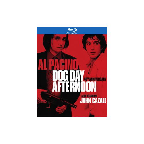 DOG DAY AFTERNOON-40TH ANNIVERSARY (BLU-RAY/ULTRA VIOLET) 883929445998