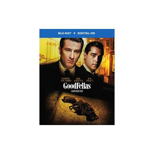 GOODFELLAS-25TH ANNIVERSARY (BLU-RAY/HD/2 DISC/BOOK) 883929446803