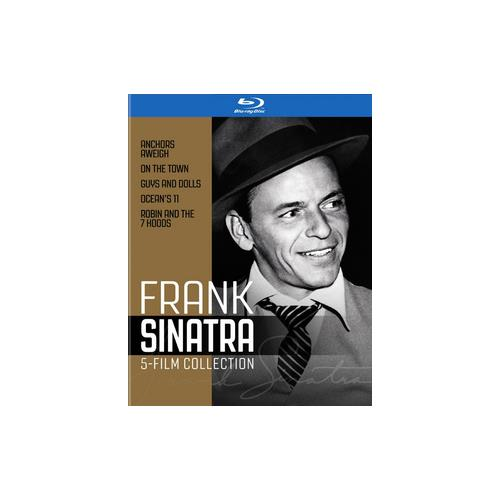 FRANK SINATRA COLLECTION (BLU-RAY/5 DISC/BOOK) 883929448166